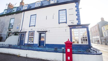 Former Fatsos restaurant on King Street, Yarmouth is being stripped back to its 17th century origins