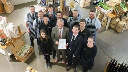 A new AgriFood Tech Skills Plan has been developed to meet the needs of the sector in Norfolk and Su