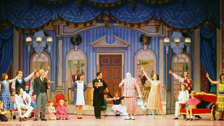 Norwich Theatre Royal's 2017 pantomime Sleeping Beauty. Photo: supplied by Norwich Theatre Royal