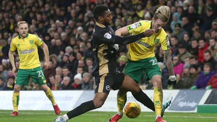 James Maddison added another assist and goal to his growing collection. Picture: Paul Chesterton/Foc