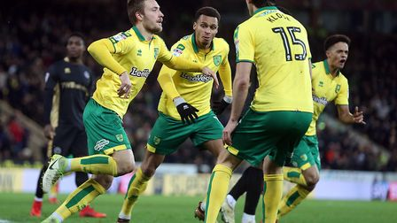 Tom Trybull put in an excellent performance and scored a crucial equaliser, as Norwich City began 20