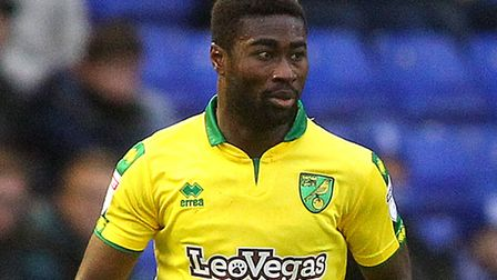 Alex Tettey returned to City's starting line-up at Birmingham. Picture by Paul Chesterton/Focus Ima