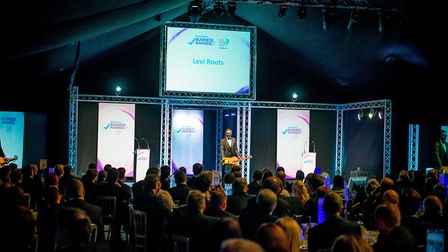 EDP Business Awards 2017. Picture: Simon Finlay Photography.