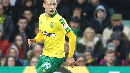 Tom Trybull is feeling good at Norwich City and he hits his stride for the second time this season.