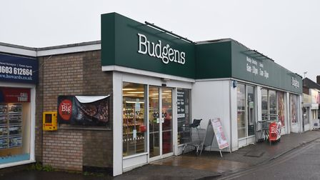 The Budgens store on Plumstead Road., Norwich Picture: ANTONY KELLY