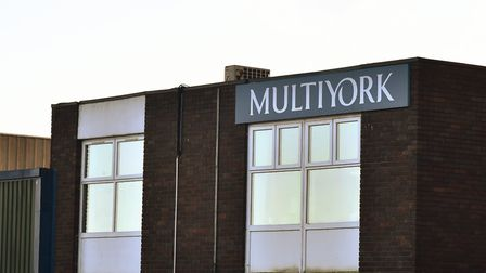 The Multiyork offices in Thetford. Picture: Sonya Duncan