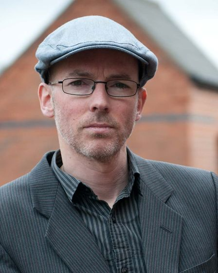 Jon McGregor has won the 2017 Costa Novel Award for his book Reservoir 13.Photo: supplied by Costa B