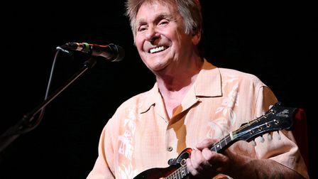 Joe Brown who is bringing his latest tour Just Joe to various dates in East Anglia. Photo: Judy Tott