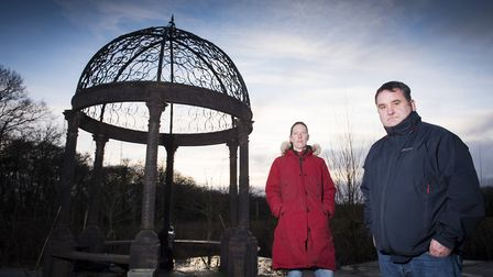 Dave Tucker and his partner Sarah Burton have lost an appeal to the Broads Authority planning commit