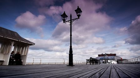 Cromer is one of the most popular holiday destinations in Norfolk. Picture: ANTONY KELLY