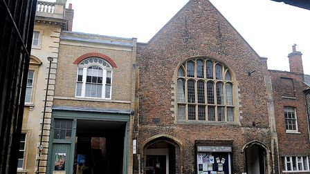 The Guildhall of St George in King's Lynn. Picture: Chris Bishop