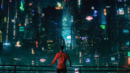 Altered Carbon - imagine a future where you can be transplanted into another body and effectively li