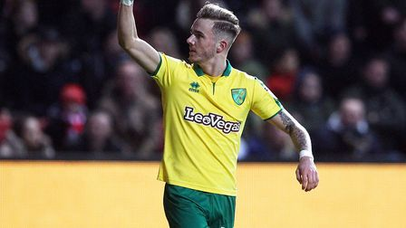 Reports of a £12m bid for James Maddison from West Ham are wide of the mark. Picture: Paul Chesterto