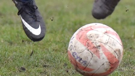 Dereham Town lost ground at the top of the Bostik League Division One North. Picture: Archant