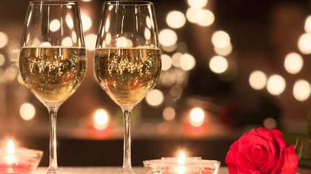 Where will you be eating this Valentine's Day? Picture: Getty Images/iStockphoto