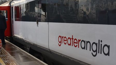 Rail passengers are broadly satisfied with Greater Anglia trains. Picture: Sonya Duncan.