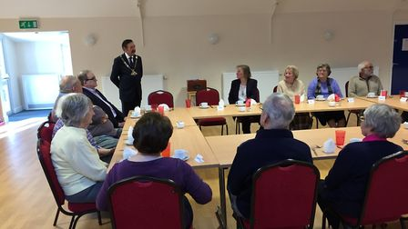 The Thorpe Luncheon Club will be open on the 4th Thursday of every month from 12pm midday to 2.30pm