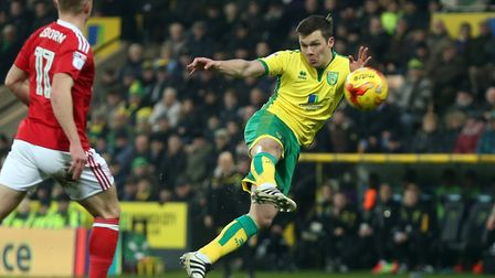 Jonny Howson is poised to make his first Carrow Road return this weekend. Picture: Paul Chesterton/F