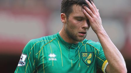 Jonny Howson makes his first Carrow Road return this weekend. Picture: Paul Chesterton/Focus Images