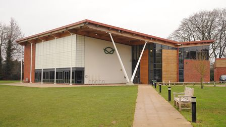 The Costessey Centre which is home to Costessey Town Council. Picture: DENISE BRADLEY