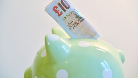 Many people in the region say they won't be able to save at all, according to the survey. Picture: S