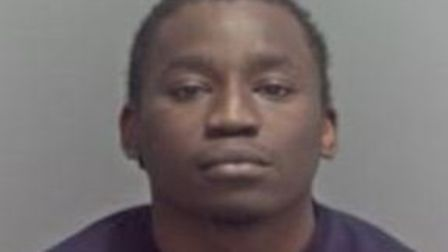 Jeremiah Abodunrin was sentenced to seven years and three months in prison. Picture: Norfolk Police