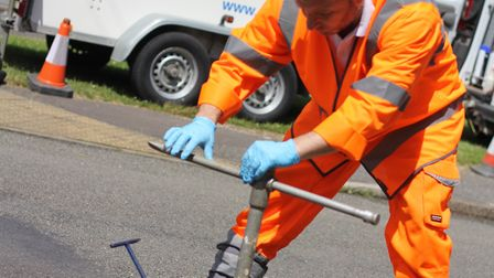 Anglian Water has unveiled the details of a new investment plan. Picture: Anglian Water
