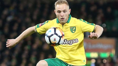 Alex Pritchard sealed his move to Huddersfield last month. Picture: Paul Chesterton/Focus Images