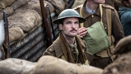 Journey's End based on R.C. Sherriff's play about a group of British officers in the trenches on the