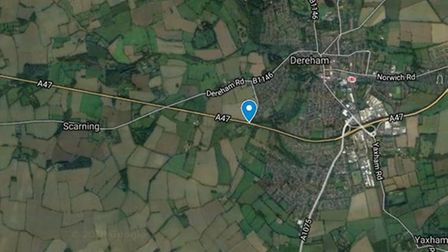 Emergency services were called to the junction with Drayton Hall Lane shortly before 8.30am today to