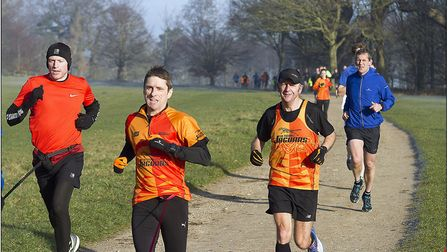 Blickling parkrun on Saturday 17th February 2018. Photo: Andrew Hornby