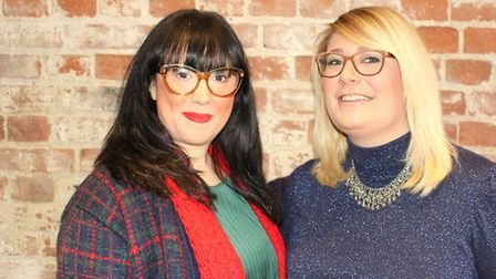 Kate Mamo-Lewis and Samantha Withers, Attik Property Services. Pic: Attik Property Services.