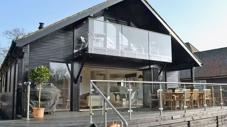 Three Norfolk holiday properties have played a starring role in a major TV campaign launched by an o