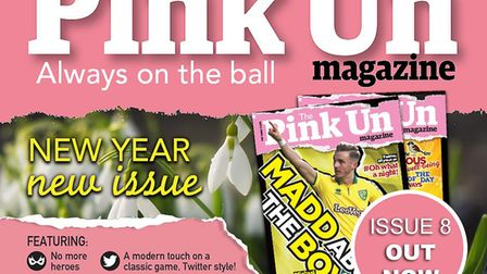 The new Pink Un magazine is out NOW!