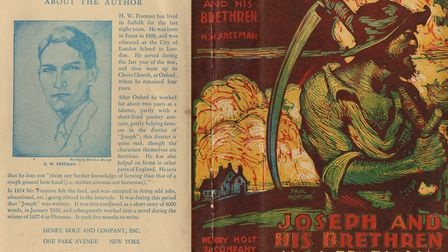 Joseph and his Brethren: 'Jack' Freeman's 1928 debut novel which was an instant success on both side