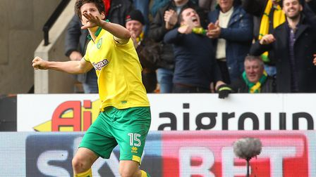 Timm Klose explodes with emotion as Norwich City earn a dramatic East Anglian derby draw over Ipswic
