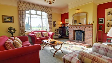 The sitting room. Picture: Brown & Co.