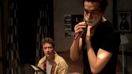 Dean Smith and Joe Eyre in Gallowglass