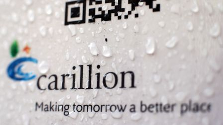 The official receiver has announced 377 jobs will be lost due to Carillion's collapse. Picture: Yui