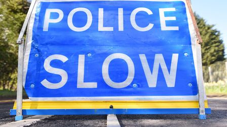 Emergency services have been called to a crash on the A146 at Beccles. Picture: James Bass