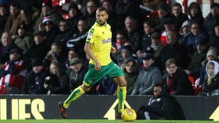 Moritz Leitner is enjoying his first experience of English football. Picture: Paul Chesterton/Focus