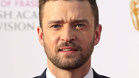 Justin Timberlake will be performing in the half-time show of this year's Superbowl. Picture: PA Wir