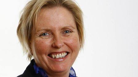 Roisin Fallon-Williams, chief executive of Norfolk Community Health and Care NHS Trust (NCHC)