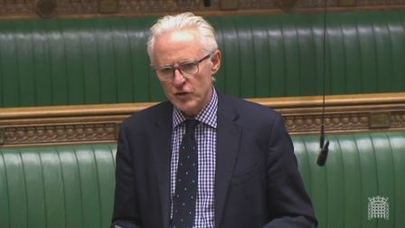 Norman Lamb adressing parliament on ambulance delays and the leadership of the East of England Ambul