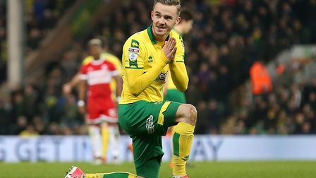 James Maddison came as close as anyone to adding to Tom Trybull's only goal of Norwich City's 1-0 wi