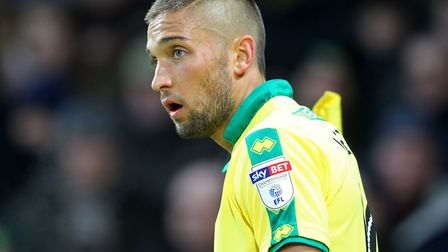 Moritz Leitner caught the eye on only his second substitute appearance for Norwich City since his su