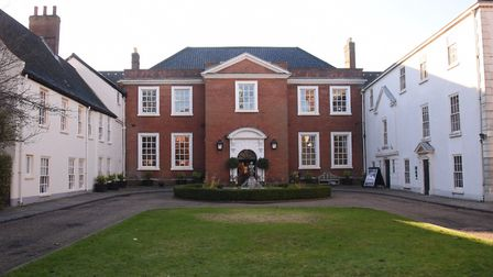 The Assembly House, Norwich.