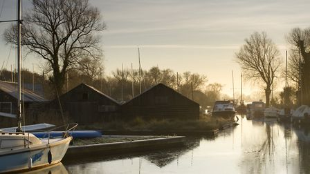 Hickling Broad: The ecosystem of the broads depends on the health of its underwater environment. Pic