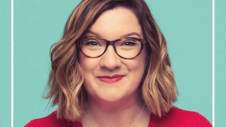 Comidienne, Sarah Millican will be bringing her new show, Control Enthusiast to Norwich Theatre Roya