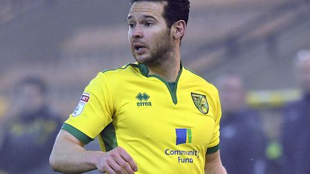 Matt Jarvis is nearing a return to training at Norwich City after an injury-hit career at Carrow Roa